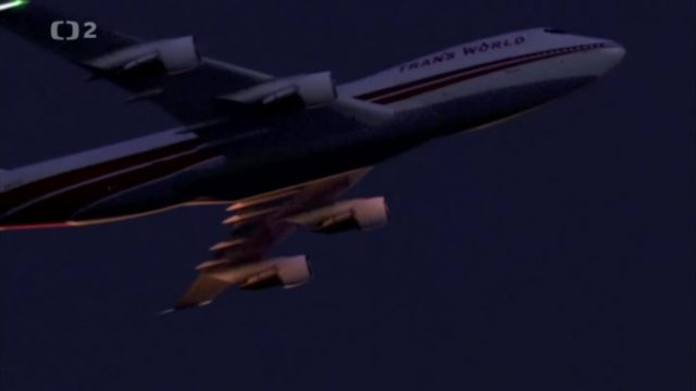 Proč letadla padají: Osudná chyba -dokument