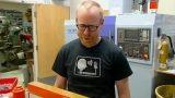 Bořiči mýtu: Amputace pracovní botou s ocelovou výztuží -dokument