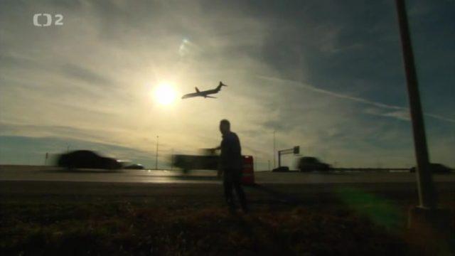 Proč letadla padají: Nemilosrdné počasí -dokument