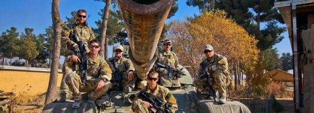 Pyrotechnická hlídka: Afghánistán / 15. Zbraně a technika -dokument