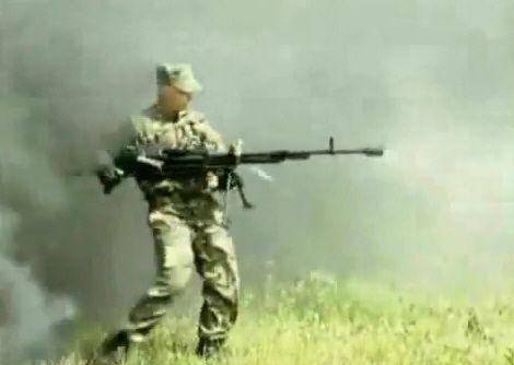 Ruská vojenská technika: Kulomet Kord -dokument