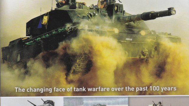 Historie tanků -dokument