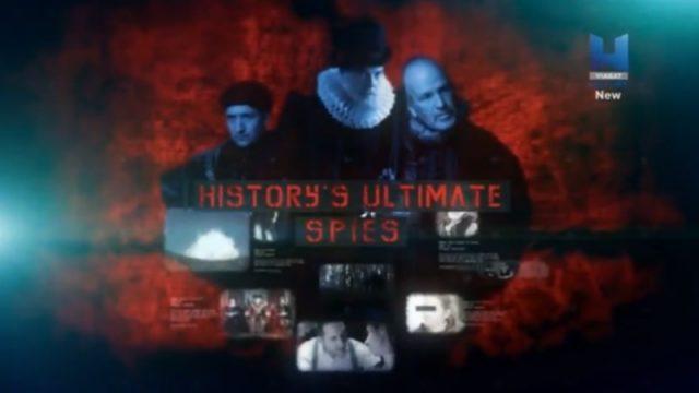 Mistři špióni / část 3 –dokument