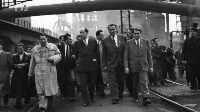 Rudí prezidenti: Muž z lidu – Antonín Zápotocký -dokument