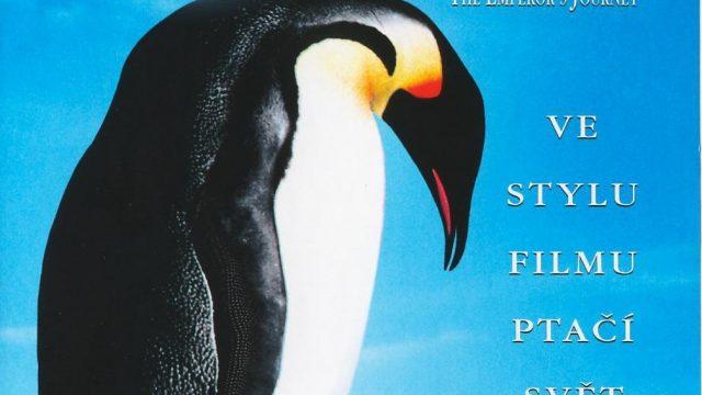 Putování tučňáků -dokument