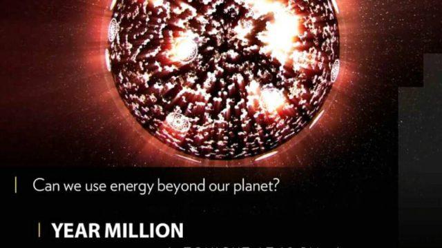 Rok milion / 5 díl : Energie mimo Zemi -dokument