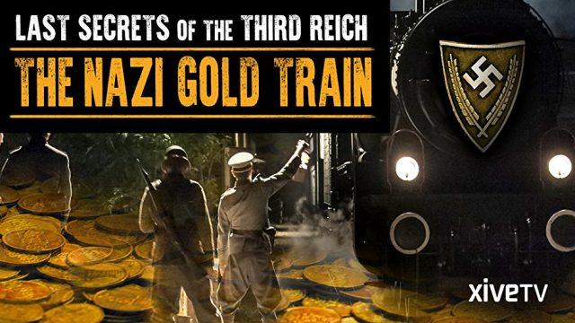 Zlatý vlak nacistů -dokument