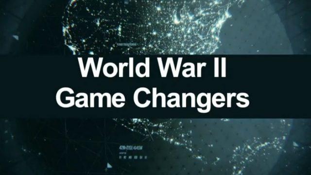 Nejdůležitější zbraně 2. světové války -dokument