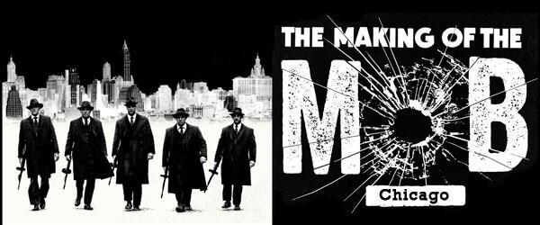 Zrození chicagské mafie / 2 díl :  Smrt v rodině -dokument