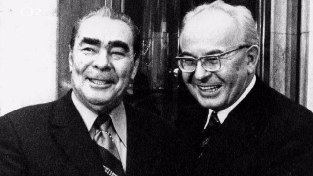 Rudí prezidenti: Kněz komunismu – Gustáv Husák -dokument