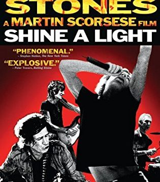 Rolling Stones: Shine a Light -dokument