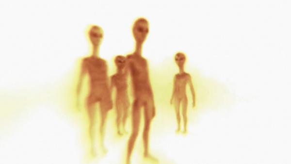 Mimozemské tajné společnosti -dokument