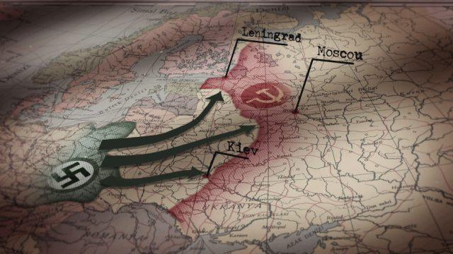 Hitlerovy prohrané bitvy / 2 díl -dokument