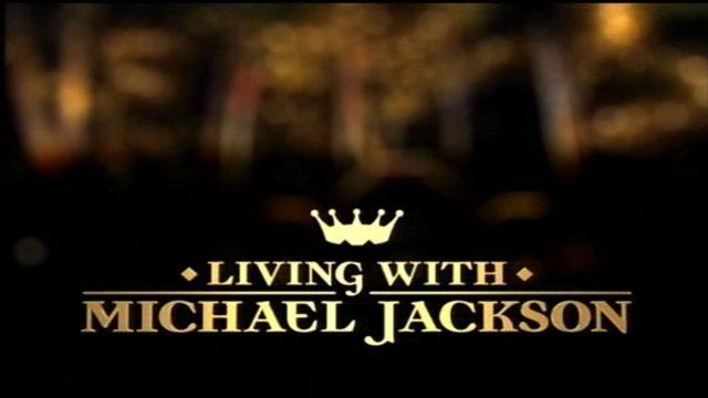 Michael Jackson: pohled do soukromí -dokument