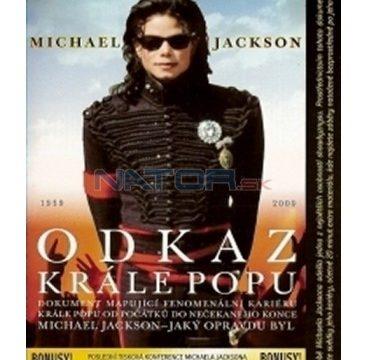 Michael Jackson: Odkaz krále popu -dokument