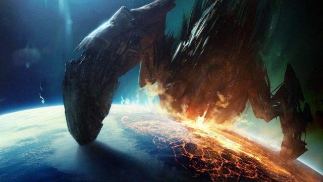 10 konců světa / část 9: Mimozemská invaze –dokument