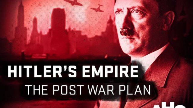 Hitlerova říše: Poválečný plán / díl 1: America –dokument