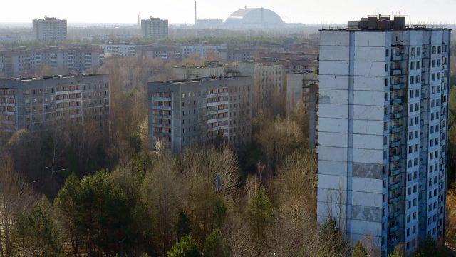 Na cestě po Černobylu -dokument