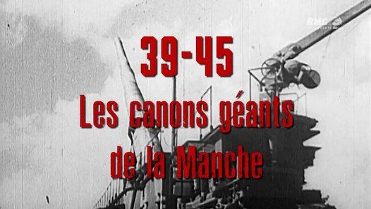 La Manche: Souboj obřích děl -dokument