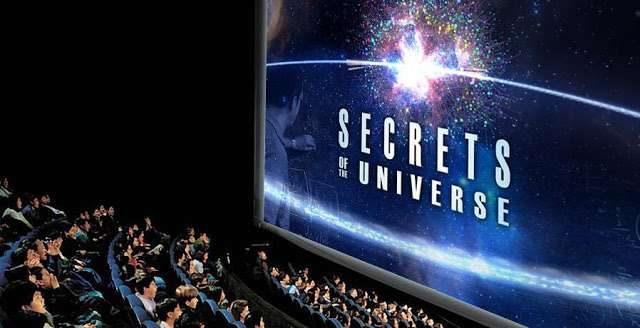 Tajemství vesmíru: 3. Supervulkány -dokument