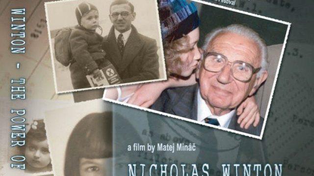 Síla lidskosti: Nicholas Winton -dokument