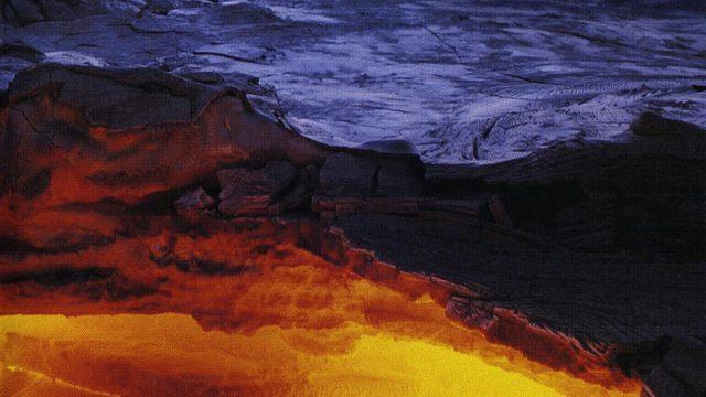 Vulkanická odysea -dokument