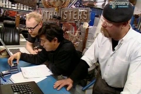 Bořiči mýtu: Drtivý Subwoofer -dokument