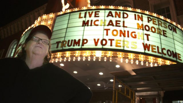 Michael Moore in TrumpLand -dokument/stand-up </a><img src=http://dokumenty.tv/eng.gif title=ENG>