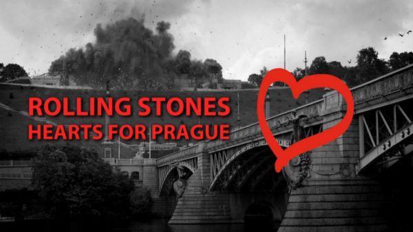 Rolling Stones: Hearts for Prague -dokument