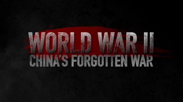 2. světová válka: Zapomenutá čínská válka -dokument