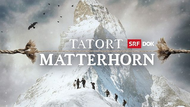 Smrt na Matterhornu -dokument