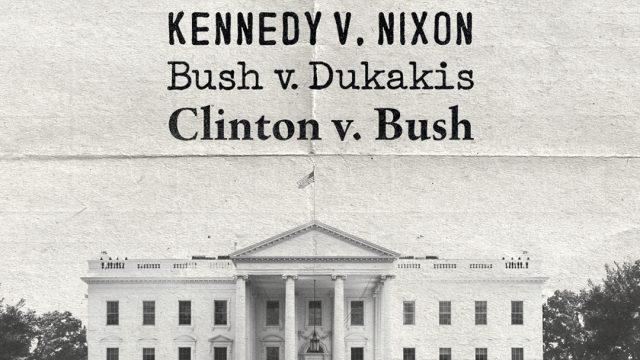 Závod o Bílý dům / díl 2: J.F.Kennedy vs R.Nixon -dokument