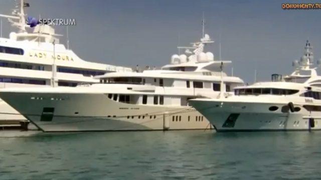 Kdo se stane miliardářem? / díl 6: Autá, Lietadlá, Jachty -dokument