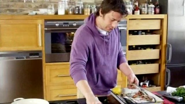 Jamie Dělá minutky: Grilované sardinky -dokument