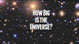 Jak velký je vesmír? -dokument