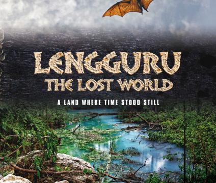 Lengguru: Ztracený svět -dokument