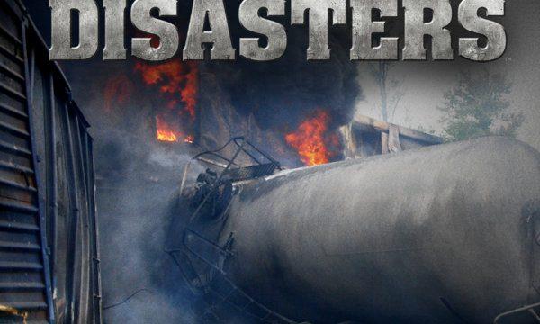 Moderní zázraky: Největší katastrofy / Srážka nákladním vlakem -dokument