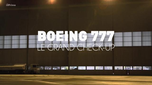 Boeing 777 pod drobnohledem -dokument