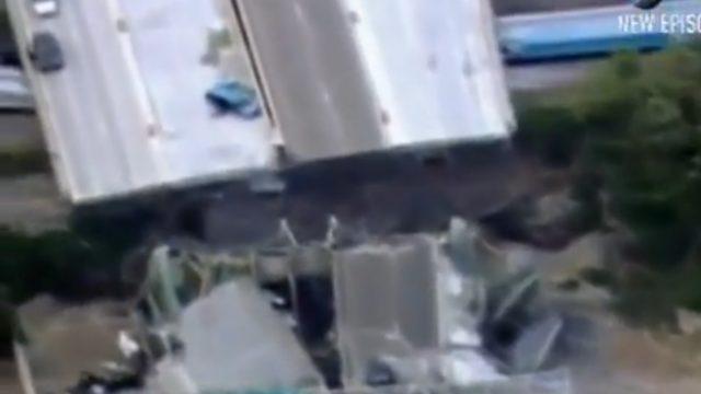 Stavební katastrofy: Mosty -dokument