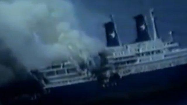 Stavební katastrofy: Lodě -dokument