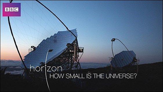 Jak malý je Vesmír? -dokument