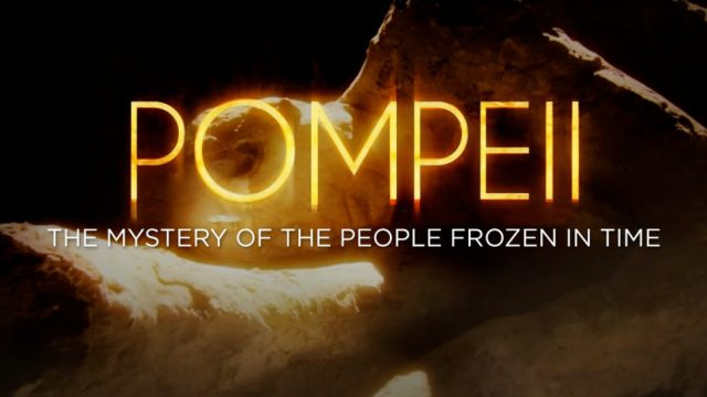 Pompeje: Záhada lidí zmrazených v čase -dokument