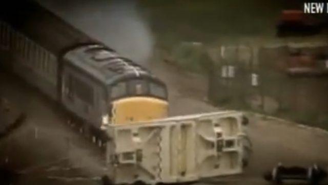 Stavební katastrofy: Vlaky -dokument