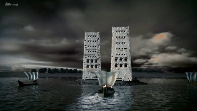 Top 10 starověkého světa / díl 10: Starověká obléhání -dokument