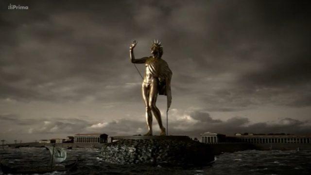 Top 10 starověkého světa / díl 8: Nejúžasnější stavby starověku -dokument