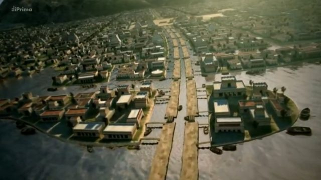 Top 10 starověkého světa / díl 9: Starověké metropole -dokument
