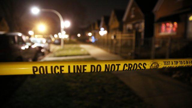 Města zločinu: Chicago -dokument