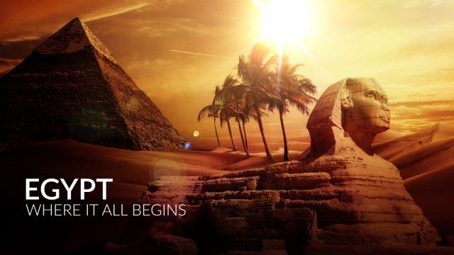 Top 10 starověkého světa / díl 1: Tajemství Egypta -dokument