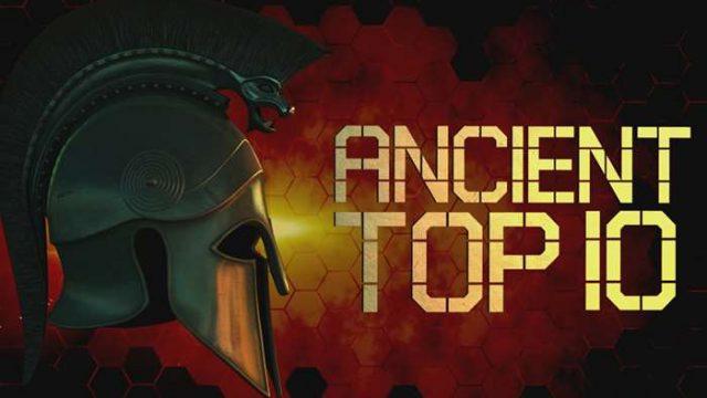 Top 10 starověkého světa / díl 2: Nejsmrtonostnější zbraně starověku -dokument