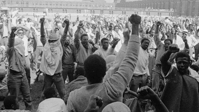 Vzpoura ve věznici Attika -dokument